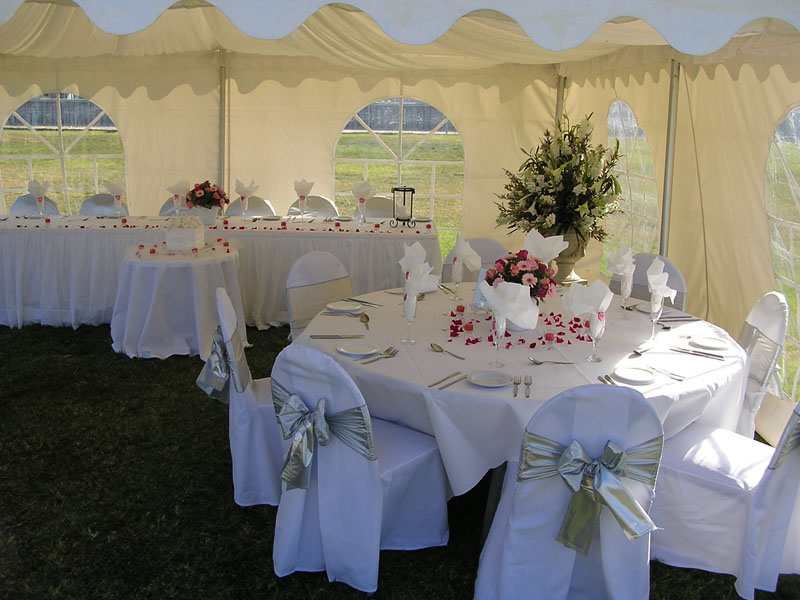 Garden Wedding Decoration Images